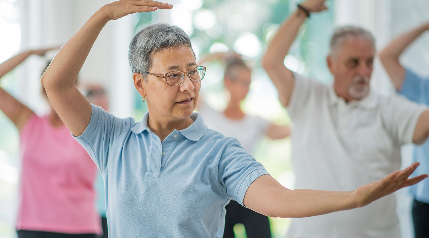 Serento Rosa - Retirement Living - Yoga Classes